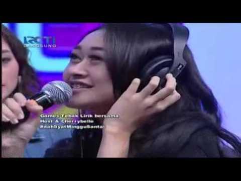 Games Tebak Lirik Bersama Host & Cherrybelle Dahsyat Rcti Part 2 17 Januari 2016