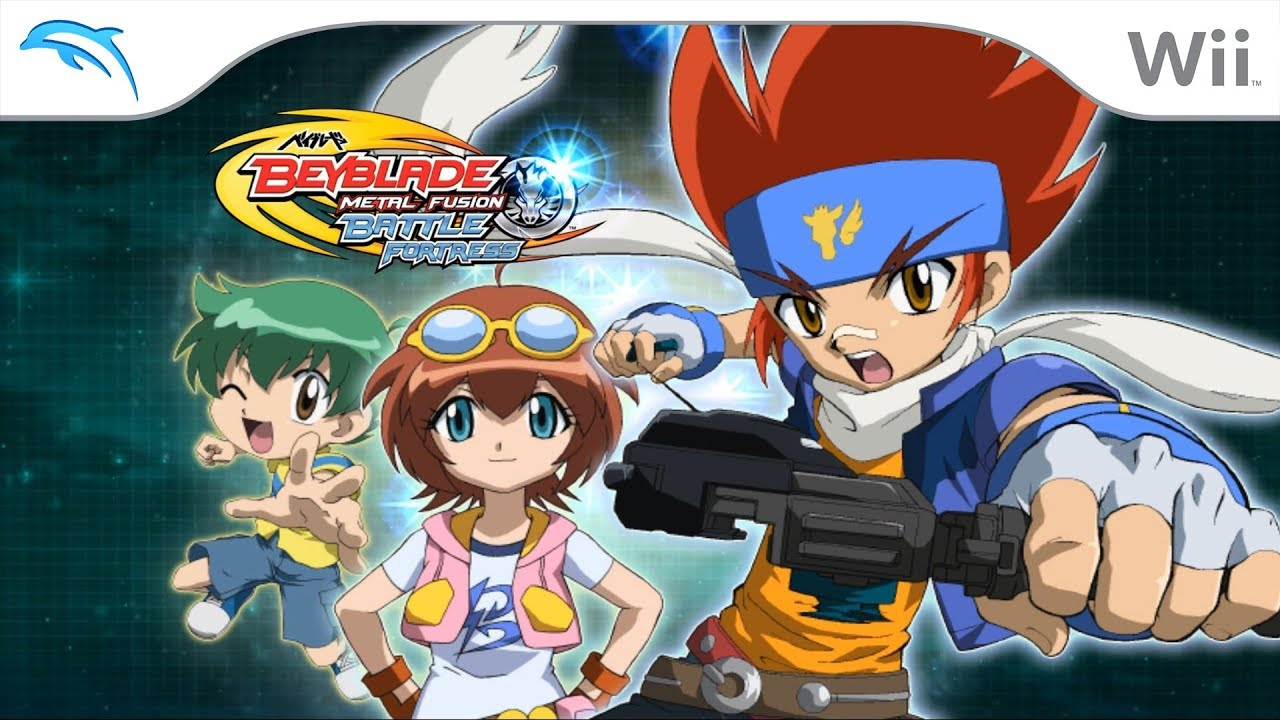 Beyblade Metal Fusion - Battle Fortress 2 - YouTube