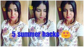 Summer Hacks   Liza