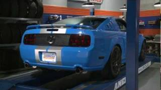 Mustang Honeycomb Deck Lid Panel by SHR (05-09 All) Review