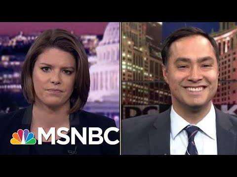 Democrats Attribute President Donald Trump Support Bump To North Korea Progress | Kasie DC | MSNBC
