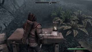 Where to Find Quarried Stone in Skyrim Special Edition