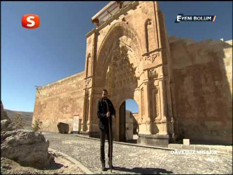 Ağrı DOĞUBAYAZIT İshak Paşa Sarayı