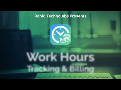 work hours tracking billing apps on google play