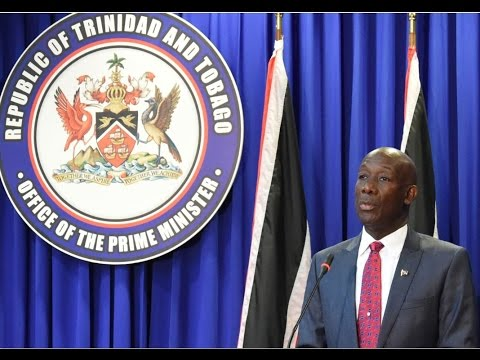 Prime Minister Rowley at Post Cabinet Media Briefing (Thursday 1st December 2016)