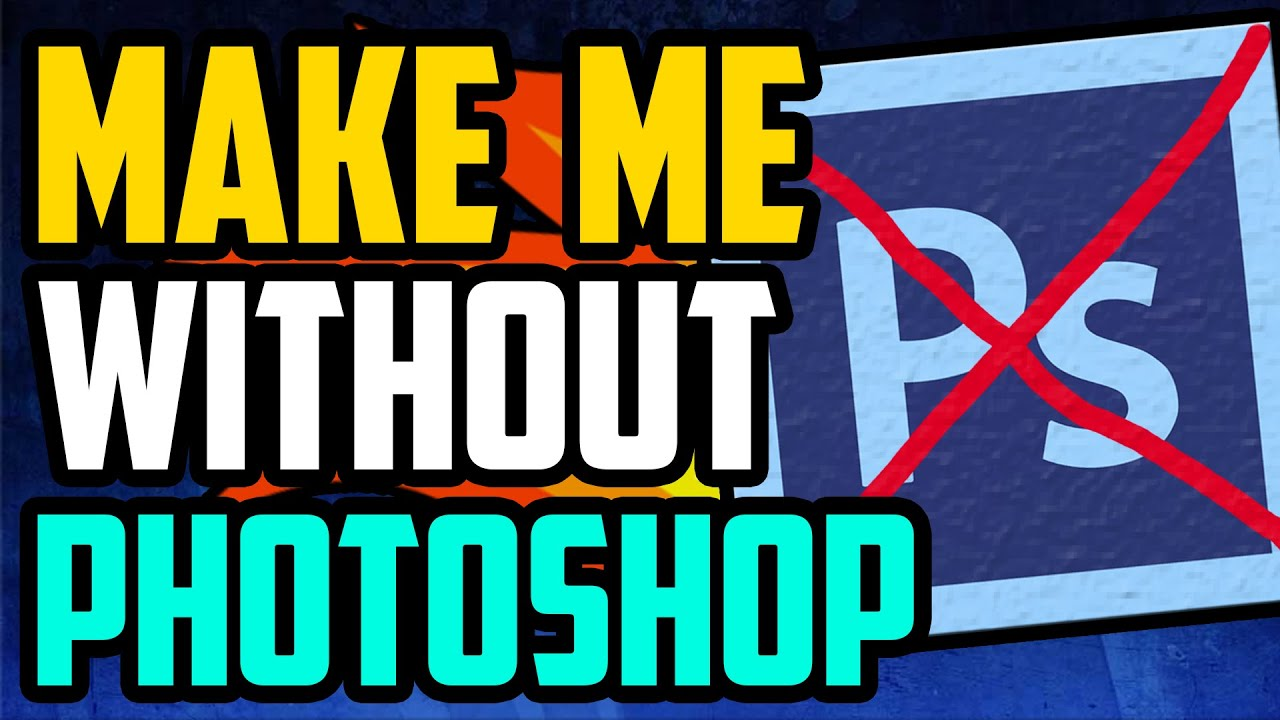 How To Make Free High Quality Thumbnails Without Photo 2016