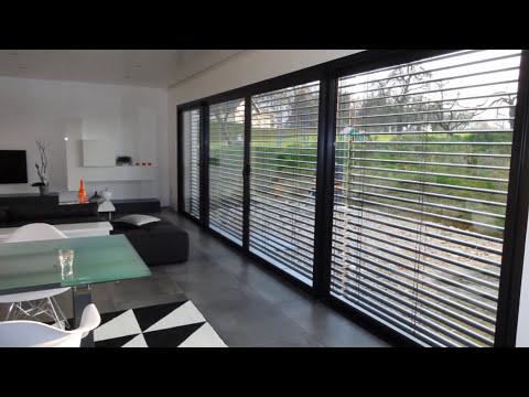 nexthome cr ation maison d 39 architecte design toit plat. Black Bedroom Furniture Sets. Home Design Ideas