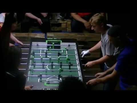 Rotterdam Foosball Open OD FINAL Collignon/Allalou vs Krutwig/Hansen