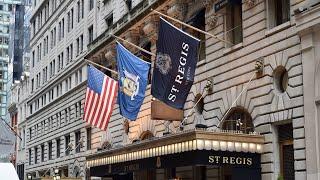 St. Regis New York - Astor Suite