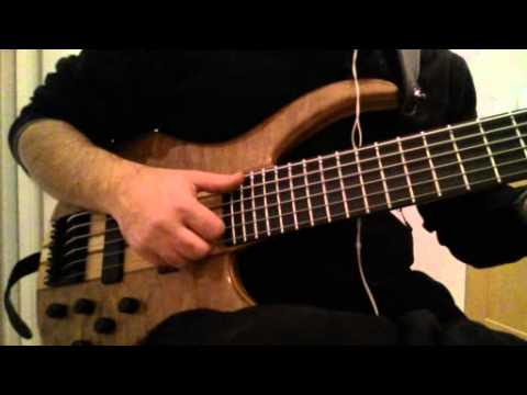Harley Benton BZ 6000 Quilted Limited demo