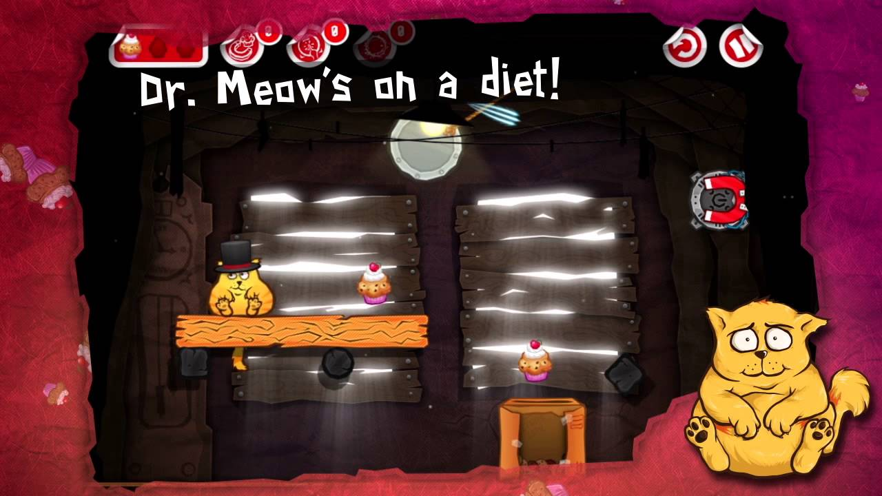 Cat on a Diet - Available now on the App Store!