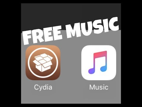 IOS free music with cydia 2 methods