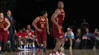 NBA D-League Gatorade Call-up video: Jorge Gutierrez