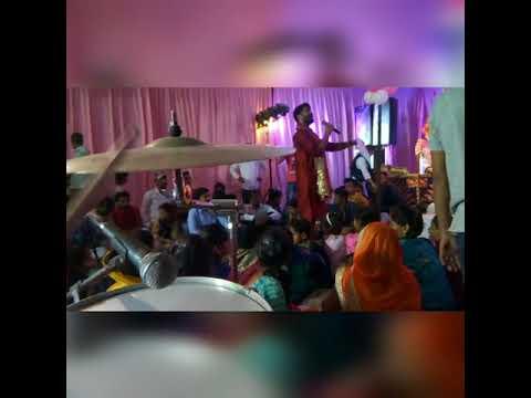 Bhakti song on the song Teri ankhya ka yo kaja.. sapna chaudhary