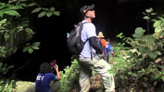Detrás de Viento de Cola - Cuevas en Chaparral, Tolima