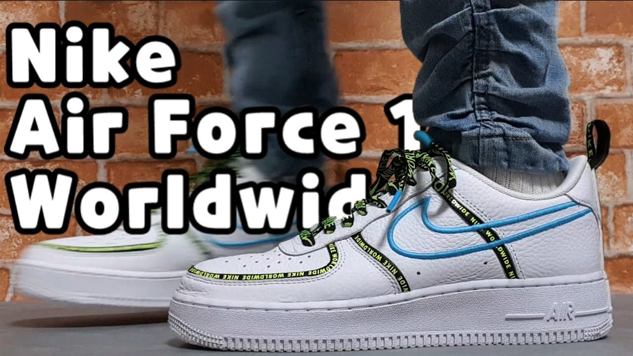 air force 1 spille