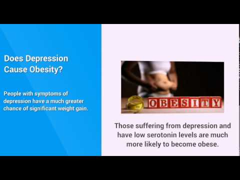 The Obesity Depression Connection