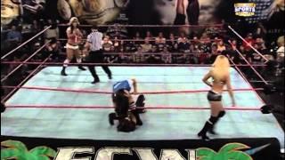 Raquel Diaz & Sofia Cortez vs Audrey Marie & Kaitlyn (05-02-2012)