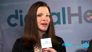 Kristin Van Busum, RAND Corporation,  w/ Tim Reha, Digital Health Summit 2014