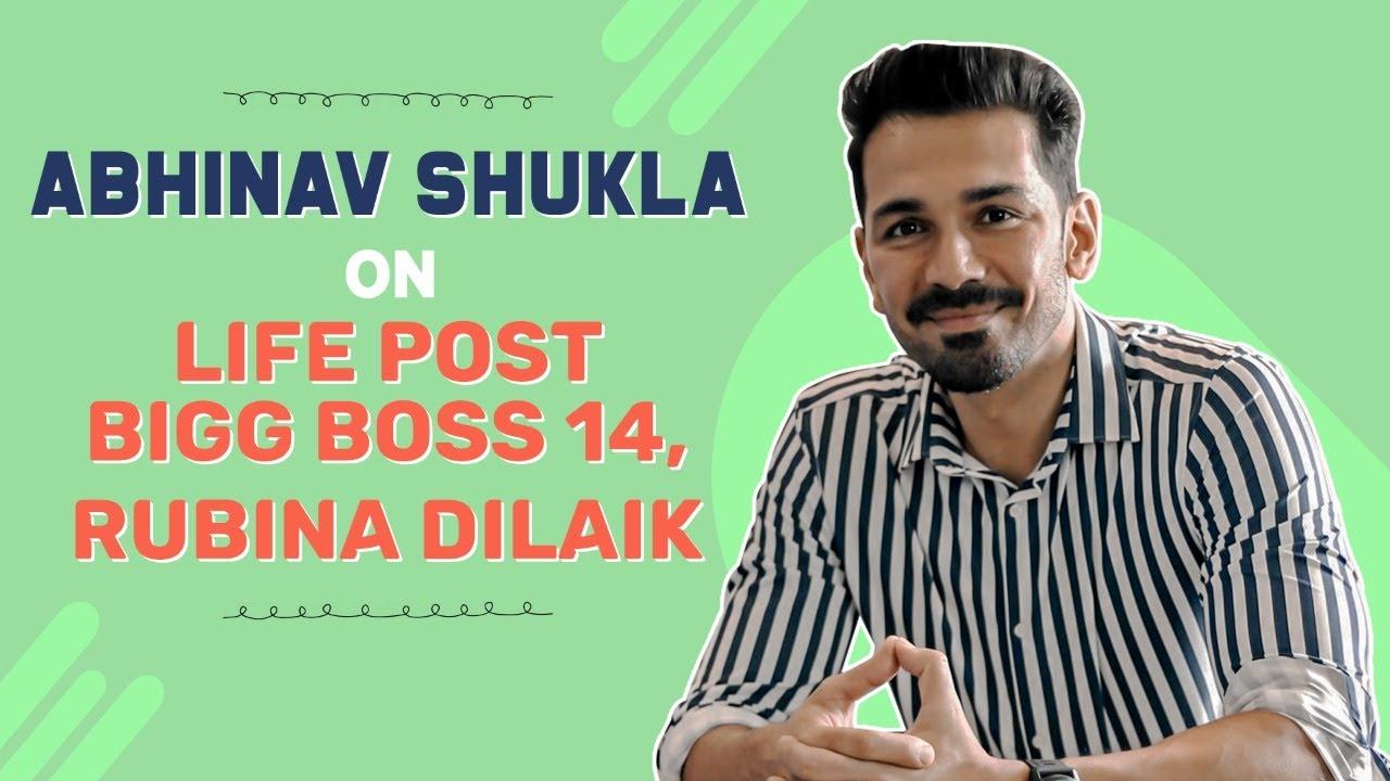 Abhinav Shukla on 2nd marriage with Rubina Dilaik, Twitter war with Jasmin Bhasin fans |Bigg Boss 14
