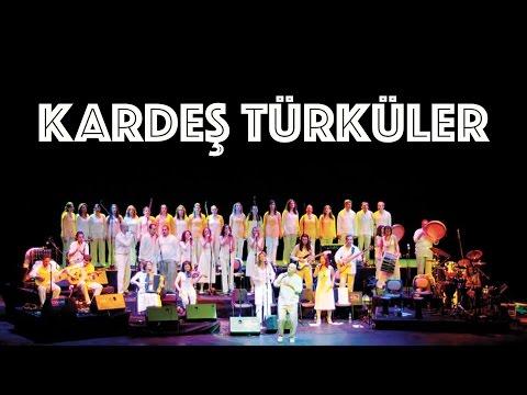Kardeş Türküler - Kara Üzüm Habbesi