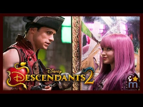 Disney's DESCENDANTS 2 Official Trailer 1 - Dove Cameron, China McClain, Thomas Doherty