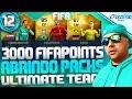 FIFA 16 ULTIMATE TEAM - 3000 FIFAPOINTS  PACK OPENING EP#12 - #VAMOOOOOoooOO CROCoooOOOoOOOO !!!