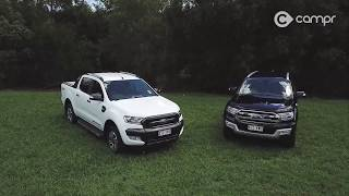 Ford Battle: Ford Everest vs Ford Ranger