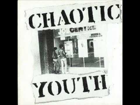 Chaotic Youth  Dont Take Their Shit UK punk