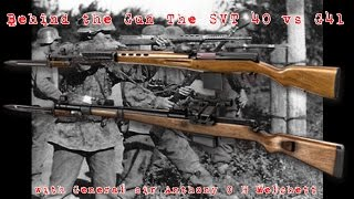 Red Orchestra 2 - Behind the Gun The SVT 40 vs G41