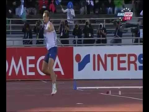 Mens Javelin Throw 2012 European Athletics Championships Final