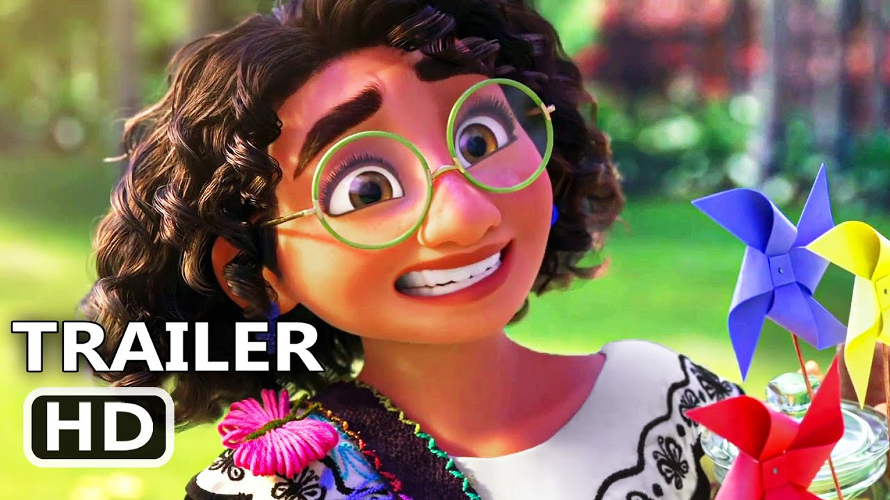 Download ENCANTO Trailer (2021) Disney