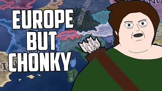 The Magna Europa Mod Turns Hearts Of Iron 4 Into A WIDE GAME