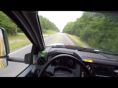 2017 Ford F-650 Driving Review
