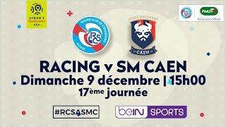 Racing-SM Caen (J17 Ligue 1 18/19) : les clés du match avec PMU.fr