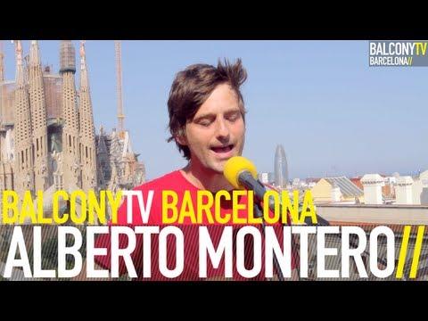 ALBERTO MONTERO - EN EL CAMINO (BalconyTV)