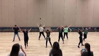 I Like Me Better Choreo by Chrystal   Group 2