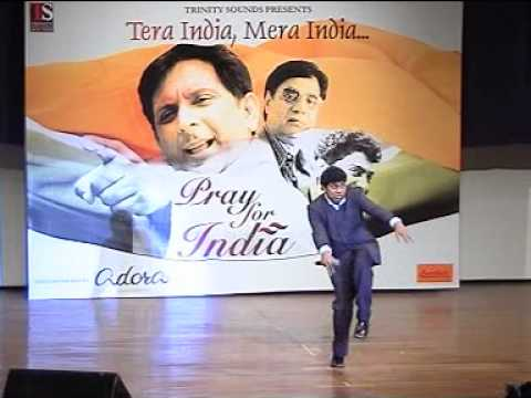 Johnny Lever - Pray for India