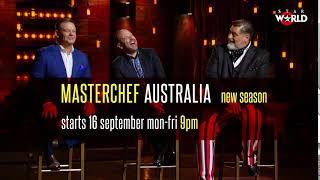 #MasterChefAustralia