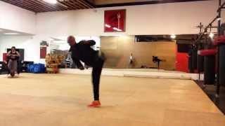 Jordan Cann - Martial Arts SAMPLER