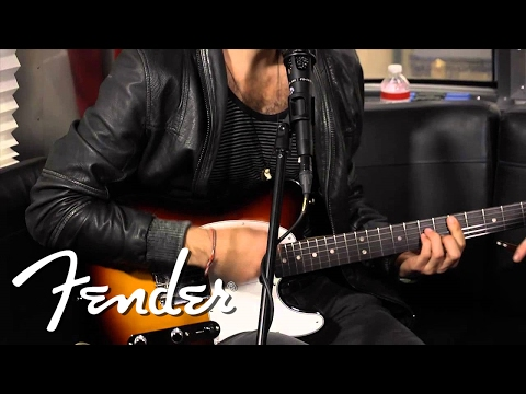 "Geographer Performs ""Kites"" at Fender Airstream 