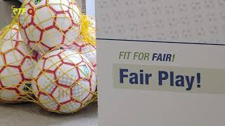 "Ausstellungseröffnung ""Fit for fair"" in Tübingen"