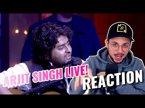 Arijit Singh - Soulful Performance | 6th Royal Stag Mirchi Music Awards | REACTION