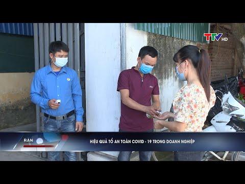"""Bài học từ Bắc Ninh, Bắc Giang; doanh nghiệp Thanh Hóa thành lập """"Tổ an toàn COVID -19"""""""