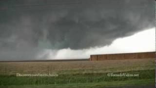 May 18-19 2010 tornado outbreak! Storm chasing with Joel and Jimmy Taylor!