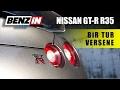 Nissan GT-R R35 // Bir Tur Versene の動画、YouTube動画。