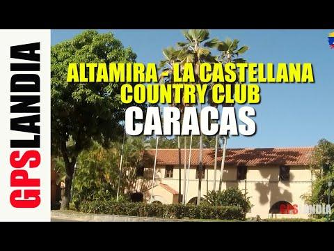CARACAS COUNTRY CLUB GOLF AV JOSE ANTONIO ISTURIZ LAS CASTELLANA ALTAMIRA VENEZUELA MUNICIPIO CHACAO