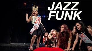 �������� ���� Джаз Фанк Начинающие Спутник | Отчётный Концерт Good Foot 2016 ������