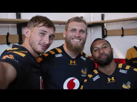 Wasps Kit Launch 2019/20 [OFFICIAL VIDEO]
