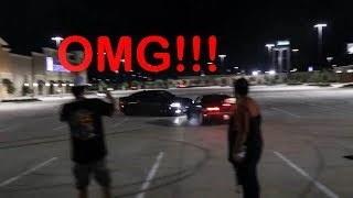 INSANE Car Meet GONE WRONG! *MULTIPLE CRASHES*